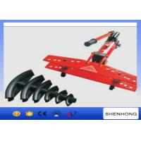 Wholesale Hydraulic Pipe Bender Overhead Line Construction Tools Hydraulic Busbar Bender from china suppliers