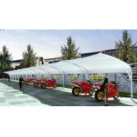 Quality Waterproof Sun Shade Car Canopy Tents Steel Structure For Outside Car Parking for sale