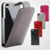 Quality Business Hard Plastic Cellphone Case Flip Samsung Galaxy S4 S3 S2 8190 , PU Leather for sale