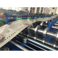 Wholesale 380V Cable Tray Rolling Forming Machine Hydraulic Punching 3 Set 50 - 100mm from china suppliers