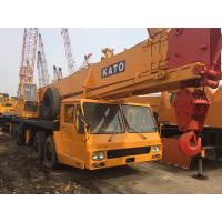 Wholesale Used Construction Machine Kato crane used Kato NK450 45 ton truck crane year 1992 from china suppliers