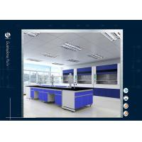 Wholesale Intelligent Access Control Lab Systems Furniture , Stainless Steel Lab Tables from china suppliers
