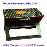 Quality Portable Notebook BBQ Grill for sale