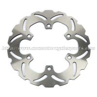 Wholesale 240mm Motorcycle Brake Disc Rotor For Front Left / Right Position from china suppliers