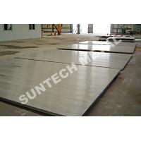 Wholesale N10276 C276 Nickel Alloy Clad Plate 28sqm Max. Size for Reboile from china suppliers