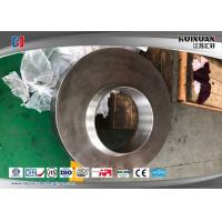 Buy cheap A105 16Mn Stainless Steel Forged Flanges High Precision Heat Treatment from wholesalers