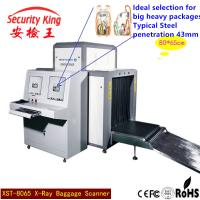 Wholesale Sensitivity Airport Baggage Scanner Machine , Customs X Ray Machines For Baggage from china suppliers