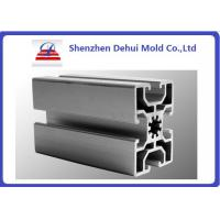 Wholesale Square / U / Tshaped Aluminum Extrusion Press ,  Industrial Aluminum Profiles from china suppliers