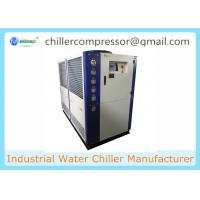 Buy cheap 15HP R404A Copeland Compressor Air Cooled Fermentation Glycol Chiller from wholesalers