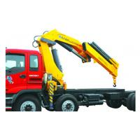 Wholesale Durable 14 Ton Knuckle Boom Truck Crane For Transporting Heavy Things from china suppliers