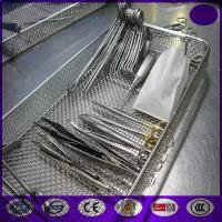 Wholesale China Medical Instrument Cleaning sterilization Wire Baskets PRICE from china suppliers