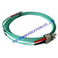 Wholesale 10Gb OM3 LSZH LC SC Single Mode Fiber Patch Cable For Telecommunication Networks from china suppliers