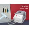 Buy cheap Mini ND YAG Laser Skin Rejuvenation Machine / Tattoo Removal Equipment from wholesalers