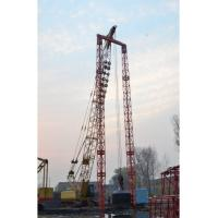 Wholesale Low Ground Pressure Hydraulic Crawler Crane Dynamic Compaction For Drive from china suppliers