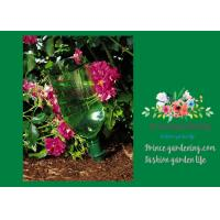 Wholesale Green Garden Plant Accessories - Water Bottle Drip Irrigation Plant Feeder from china suppliers