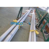Quality Heavy Wall Thickness Duplex Steel Tube ASTM A790 UNS S31803 For Chemical Industry for sale