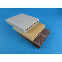 Wholesale Eco-friendly WPC Decking Durable WPC Deck Composite Decking from china suppliers