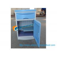 Wholesale ABS Movable Hospital Furniture Bedside Table Hospital Bedside Cabinet  CE Approved from china suppliers