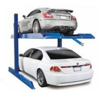 Wholesale Hot Sale! 2 Level Parking Lift 2 Vehicles Parking Stackers 2 Post Easy Car Parking Lifts from china suppliers