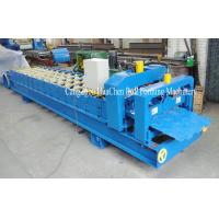 Wholesale 380V Power Hydraulic Arc Sheet Metal Roll Forming Machines 15 roller station for Africa from china suppliers