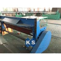 Quality CE Certification Gabion Making Machine With Automatic Straightening / Cutting System for sale