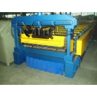 Wholesale MXM1307 Metal Roofing Roll Forming Machine from china suppliers