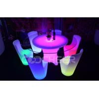 Wholesale Durable IP 54 16 RGB Led Bar Chair Club Furniture Easy To Clean from china suppliers