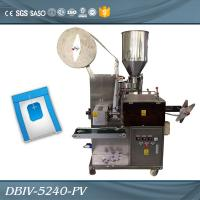 Wholesale Inner Filter Paper Tea Bag Packing Machine With High Capacity 3600 Bag/Hour from china suppliers