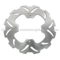 Wholesale XR650R Motorcycle Brake Disc Disk Rear Position Honda 240mm Racing Bike Parts from china suppliers