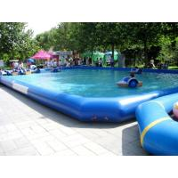 Wholesale Custome Made Commercial Inflatable Swimming Pool For Kids / Adults from china suppliers