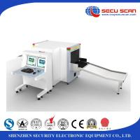 Wholesale Dual view AT6550D X Ray Scanning Machine Baggage with medium tunnel size from china suppliers