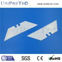 Quality Trapezoid Ceramic Replacement Blade for Utility Knife for sale