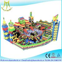 Wholesale Hansel Assessed supplier block building games kids entertainment equipment from china suppliers