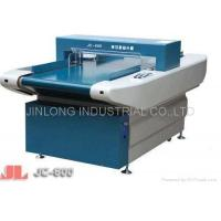 Wholesale needle detector JC-600 auto conveyor model  for garment,textile product inspection from china suppliers