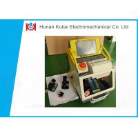 Wholesale Electronical Car Key Copy Machine / Mobile Key Cutting Machine Desk Type from china suppliers