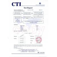 Guangzhou Huafeng Safety Glass Co., Ltd. Certifications