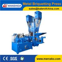 Wholesale PLC control 630ton strong power Y83-6300 Scrap Copper Chips Briquetting Press to press steel chips from china suppliers