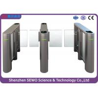 Wholesale IP65 Bi - direction Residential / train station turnstile security systems from china suppliers