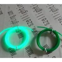Wholesale 3 Meters EL Wire With Battery Inverter Green Color from china suppliers