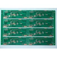 Wholesale 4-Layer PCB FR4 Custom PCB Boards ENIG UL White Silkscreen Green Solder from china suppliers