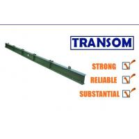 Wholesale Q345B Steel Bailey Bridge Components Double Lane Transom For Bailey Truss Bridges from china suppliers