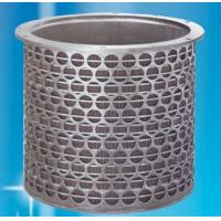 Wholesale Hot-sale Wedge Wire Screen Basket&screen drum from china suppliers
