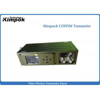 Wholesale HDMI / HD-SDI Wireless COFDM Video Transmitter for Broadcast and Command Vehicle from china suppliers