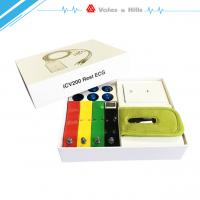 Wholesale Build-In Defibrillation Protect 12 Lead Portable ECG Machine Based On IOS System from china suppliers