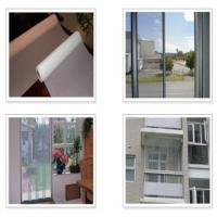 Wholesale 14x16, 16x16 White, Yellow Galvanized And Washable Mosquito Screen For Window from china suppliers