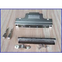 Wholesale SCSI 100P male wire-type metal shell with SR line card industrial servo connector from china suppliers