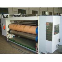 Wholesale PLC Control 5 Colors Printing Slotting And Die Cutting Machine 2.5-12 Mm from china suppliers