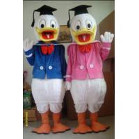 Wholesale handmade adult Donald Duck disney cartoon costumes with plush from china suppliers