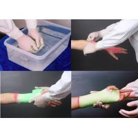 Fracture Fixation Plaster Bandage/Water Activated Synthetic Fiberglass Casting Tape