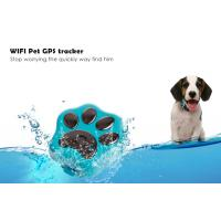 Wholesale world's smallest waterproof gps pet tracker for dog/cat with long life battery RF-V30 from china suppliers